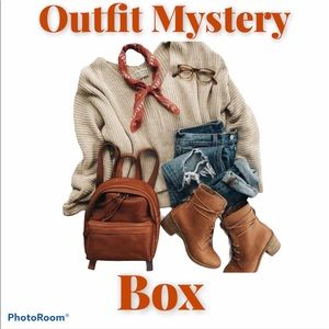 Women's Mystery Outfit Box | Size Varies
